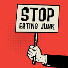 I Can't stop eating JUNK FOOD!!!