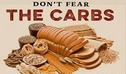 don't fear carbs